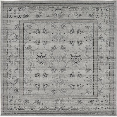 Imperial Gray Area Rug Rug Size: Square 10