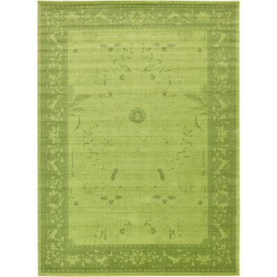 Imperial Light Green Area Rug Rug Size: 13 x 18