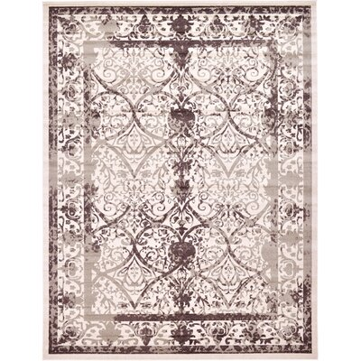 Shailene Beige/Brown Area Rug Rug Size: Rectangle 122 x 16