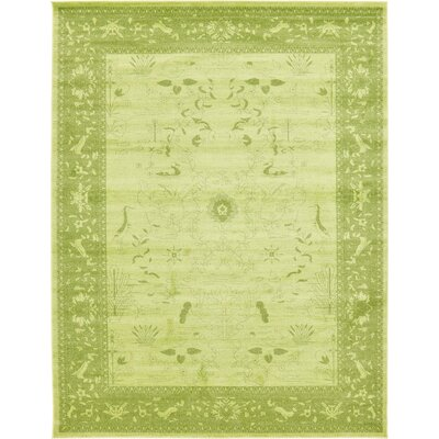 Imperial Light Green Area Rug Rug Size: 10 x 13