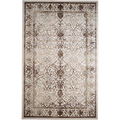Shailene Beige/Brown Area Rug Rug Size: Rectangle 10 x 16