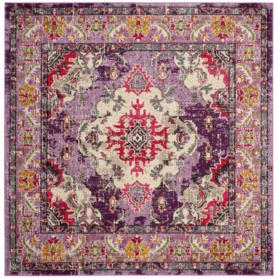 Newburyport Area Rug Rug Size: Square 5