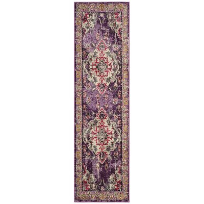 Newburyport Area Rug Rug Size: Runner 22 x 6