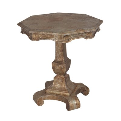 Mailla Octagon End Table
