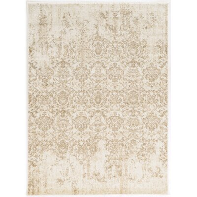 Kingfisher Bone Area Rug Rug Size: Rectangle 33 x 411