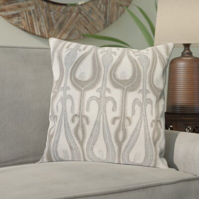Calumet Throw Pillow Cover Color: Taupe