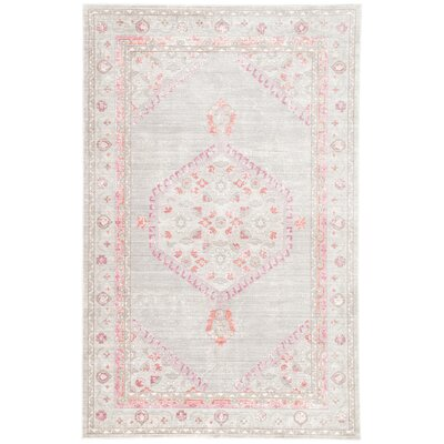 Javon String/Carafe Area Rug Rug Size: Rectangle 5 x 8
