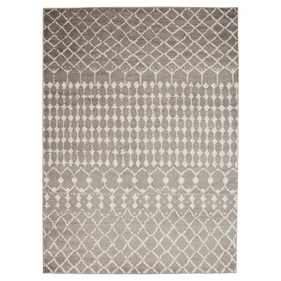 Bounds Gray Area Rug