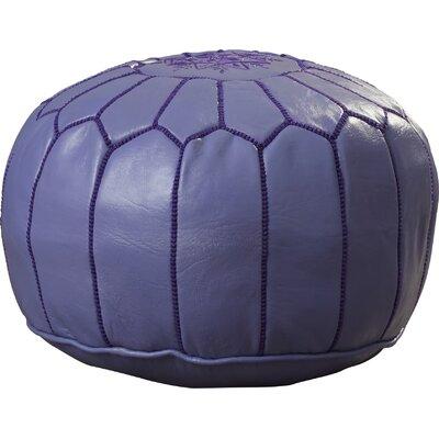 Carolos Pouf Upholstery: Lilac