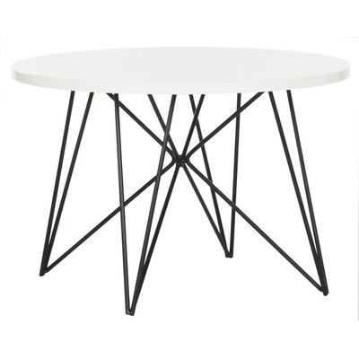 Lindsey Coffee Table Top Finish: Lacquer White