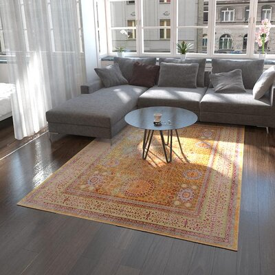 Danbury Traditional Area Rug Rug Size: Rectangle 6 x 9