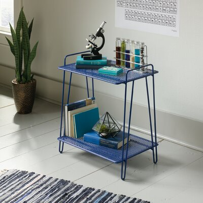 Naquin End Table Color: Blue