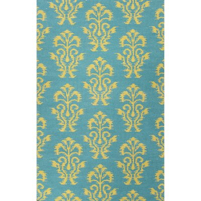 Terrence Green Tribal Area Rug Rug Size: 5 x 8