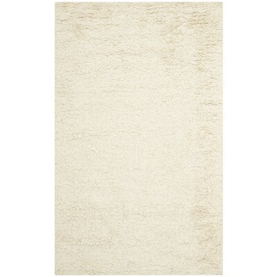 Messiah Ivory Area Rug Rug Size: Rectangle 5 x 8