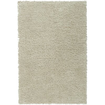 Messiah Ivory Area Rug Rug Size: Rectangle 4 x 6