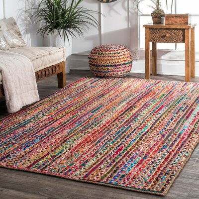 Sumitra Multicolor Area Rug Rug Size: Rectangle 6 x 9