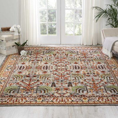 Dover Area Rug Rug Size: Rectangle 710 x 10