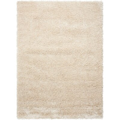 Moindou Bone Area Rug Rug Size: Rectangle 53 x 73