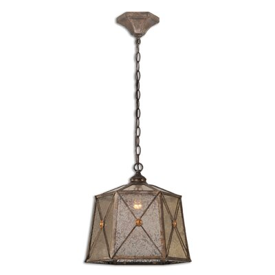 Elk Mountain 1-Light Mini Pendant