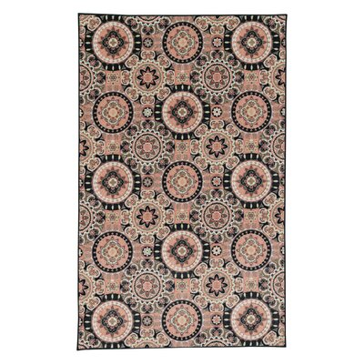 Amblewood Mauve Area Rug Rug Size: Rectangle 5 x 8