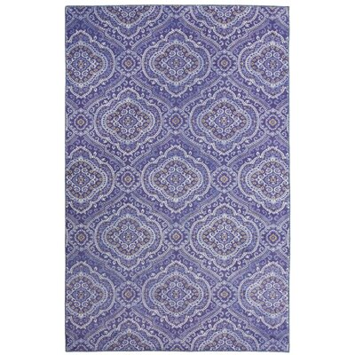 Amblewood Purple Area Rug Rug Size: Rectangle 5 x 8
