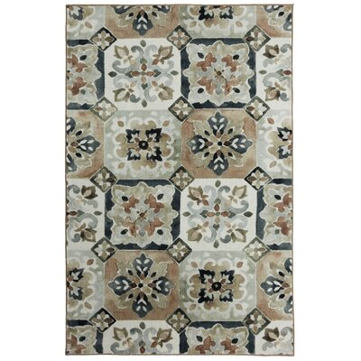Amblewood Brown/Gray Area Rug Rug Size: Rectangle 5 x 8