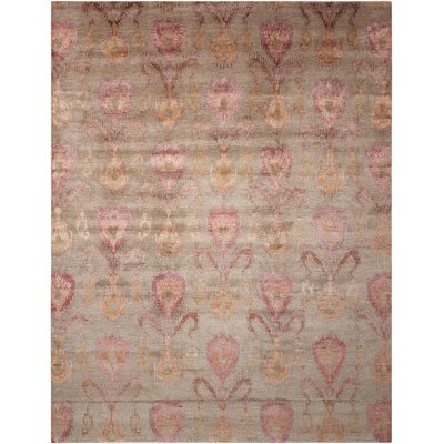 Bay Taupe Area Rug Rug Size: Rectangle 79 x 99