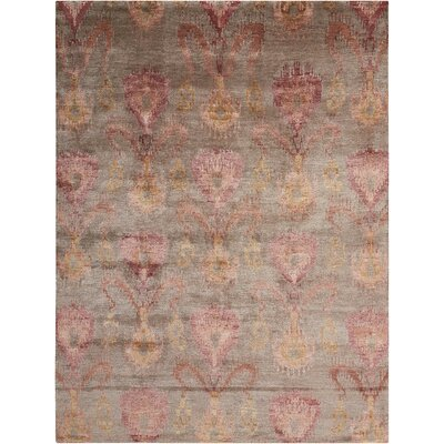 Bay Taupe Area Rug Rug Size: Rectangle 56 x 75
