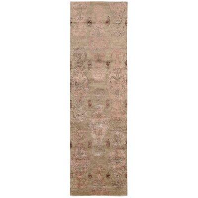 Bay Sand Area Rug Rug Size: Runner 23 x 8