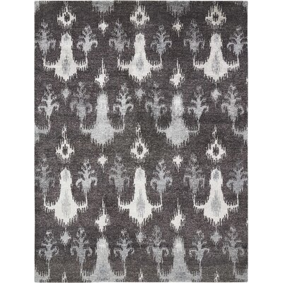 Bay Gray Area Rug Rug Size: Rectangle 56 x 75