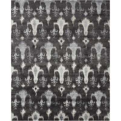 Bay Gray Area Rug Rug Size: Rectangle 79 x 99