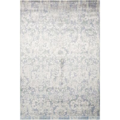 Arabelle Slate Area Rug Rug Size: Rectangle 56 x 8