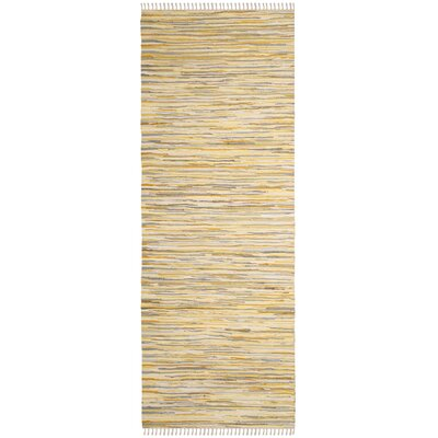 Jaylon Hand-Woven Area Rug Rug Size: Runner 23 x 8