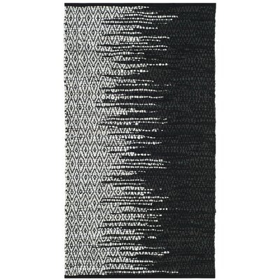 Erik Hand-Woven Light Gray Area Rug Rug Size: Rectangle 23 x 4