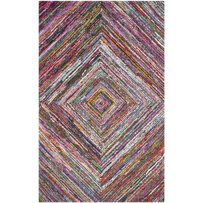 Anaheim Hand-Tufted Area Rug Rug Size: Rectangle 9 x 12