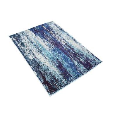 Fujii Blue Area Rug Rug Size: Rectangle 22 x 3
