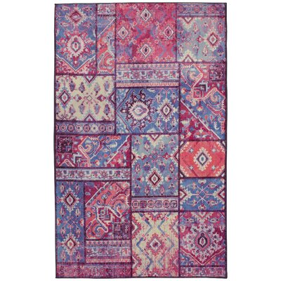 Barkhampstead Wine Area Rug Rug Size: Rectangle 8 x 10
