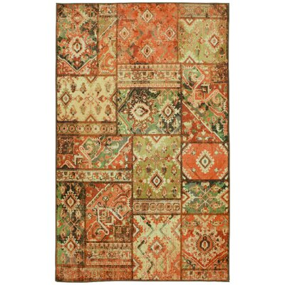Barkhampstead Spice Area Rug Rug Size: Rectangle 5 x 9
