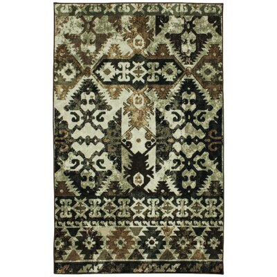 Barkhampstead Charcoal Area Rug Rug Size: Rectangle 8 x 10