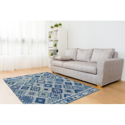 Loraine Rectangle Area Rug Rug Size: Rectangle 8 x 10