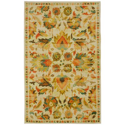 Barkhampstead Spice Area Rug Rug Size: Rectangle 8 x 10