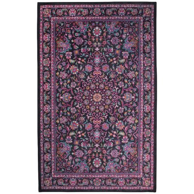 Barkhampstead Purple Area Rug Rug Size: Rectangle 8 x 10