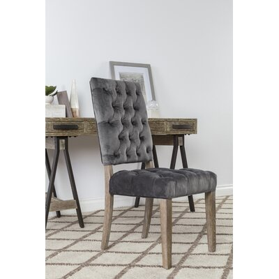 Porterville Upholstered Dining Chair (Set of 2)