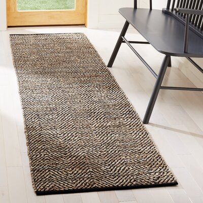 Glostrup Hand Tufted Beige Cotton Area Rug Rug Size: Runner 23 x 9