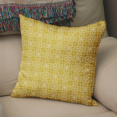 Dian Throw Pillow Size: 18 H x 18 W x 6 D