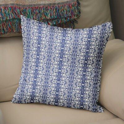 Diamanta Throw Pillow Size: 18 H x 18 W x 6 D