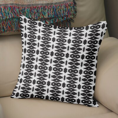 Didier Throw Pillow Size: 18 H x 18 W x 6 D