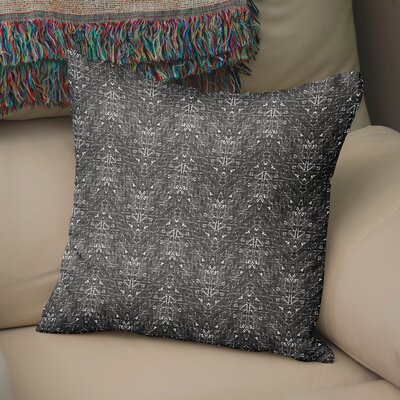 Carota Throw Pillow Size: 24 x 24
