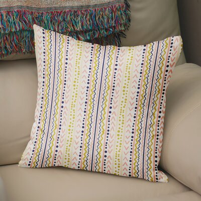 East Milton Throw Pillow Size: 24 x 24