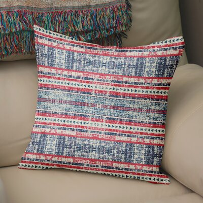 Hagley Throw Pillow Size: 24 x 24